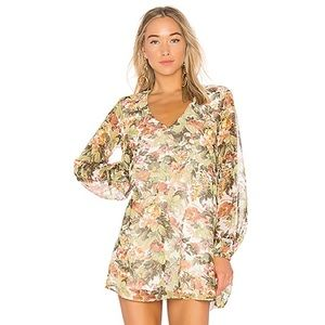 Show Me Your MuMu Long Sleeve Dress